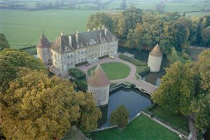 NEW! Magnificent 8 Bed Burgundy Chateau
