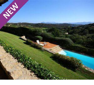NEW – Luxury Villa near Porto Cervo, Sardinia