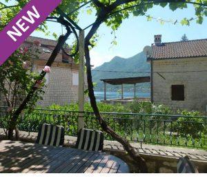 3 Bedroom Seaside Villa in Kotor Bay