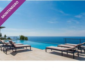 Montenegro! 3 Bedroom Villa with 3 Shared Pools