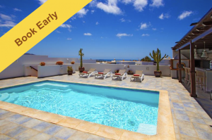 Book your stay in the Canary Islands this winter