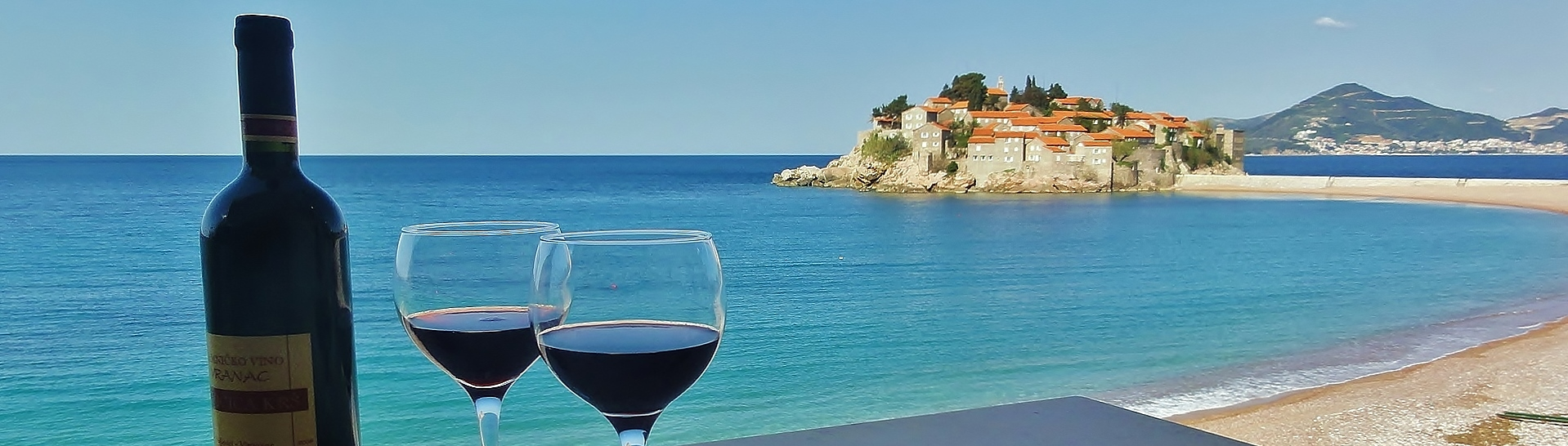 Sveti Stefan wine and beach view - Montenegro_2_1920x552