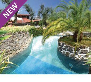 NEW Italian Villa with Oasis-style Pool