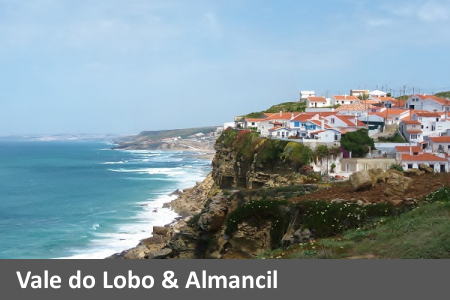 vale do lobo and almancil