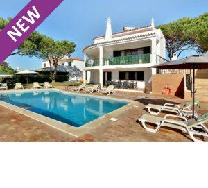 5 Bedroom Villa with Pool nr Sao Rafael, Sleeps10