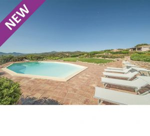 4 Bedroom Villa with Shared Pool in Sardinia