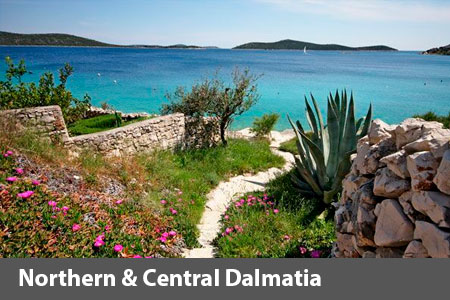 central dalmatia croatia