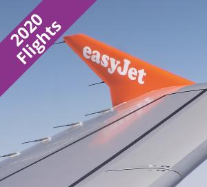 EasyJet 2020 flights On Sale