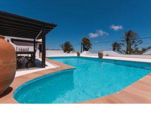 3 Bedroom Villa with Pool in Lanzarote