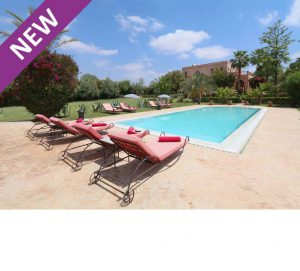 4 Bed Villa with Pool nr. Marrakech, Sleeps 8-10