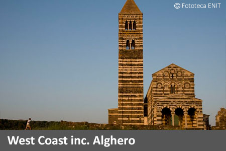West Coast inc. Alghero